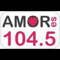 Amor Es 104.5-Logo