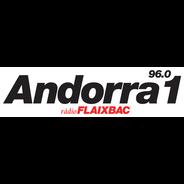 Andorra 1 Ràdio Flaixbac-Logo