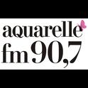 Aquarelle FM-Logo