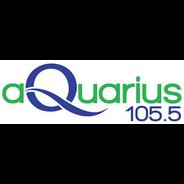 aquarius fm 105.5-Logo