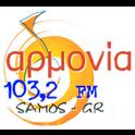 Armonia Radio 103.2-Logo