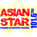Asian Star 101.6 FM-Logo
