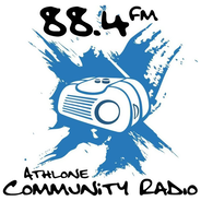 Athlone Community Radio 88.4-Logo