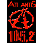 Atlantis FM 105.2-Logo