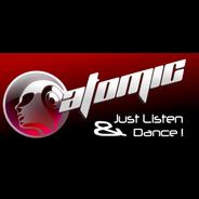 Atomic Radio-Logo