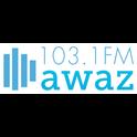 Awaz 103.1 - Pendle Community Radio -Logo