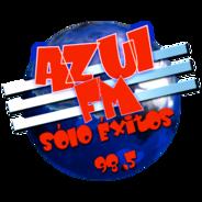 Azul FM 98.5-Logo