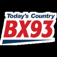 BX93 CJBX-FM -Logo