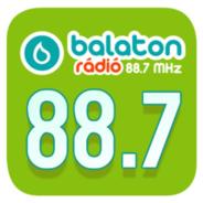Balaton Rádió-Logo
