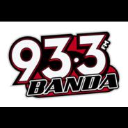 Banda 93.3-Logo
