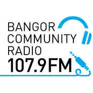 Bangor Community Radio-Logo