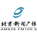 Beijing News Radio FM 100.6-Logo
