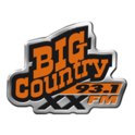 Big Country 93.1 CJXX-FM-Logo