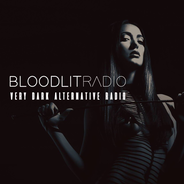 Bloodlit Radio-Logo