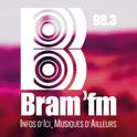Bram'FM 98.3-Logo