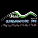 Bursa Karadeniz FM-Logo