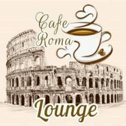 CAFE ROMA LOUNGE-Logo