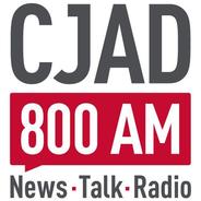 CJAD 800 AM-Logo