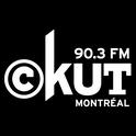 CKUT 90.3 FM-Logo
