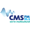 CMS Radio 91.1-Logo