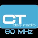 CT das radio-Logo