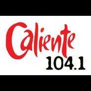 Caliente 104.1 FM-Logo