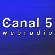 Canal 5 Webradio-Logo