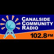 Canalside Radio 102.8-Logo