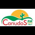 Canudos FM-Logo