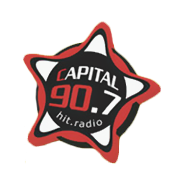 Capital FM 90.7-Logo