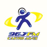 Castro Alves FM-Logo