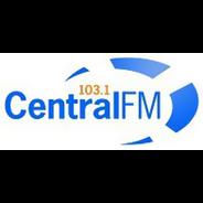 Central FM 103.1-Logo