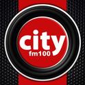 City FM 100-Logo