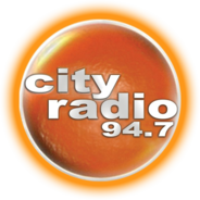 City Radio 94.7-Logo