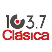 Clásica FM 103.7-Logo