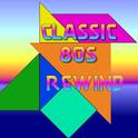 Classic 80s Rewind-Logo