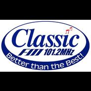 Classic FM 101.2-Logo