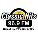 Classic Hits 96.9-Logo
