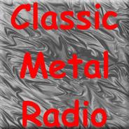 Classic Metal Radio-Logo
