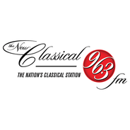 Classical 96.3 CFMZ-Logo