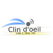 Clin d'Oeil FM-Logo
