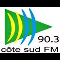Côte Sud FM-Logo