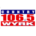 Country 106.5 WYRK-Logo