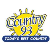 Country 93-Logo