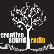 Creative Sound Radio-Logo
