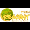Crescent Radio-Logo