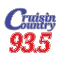 Cruisin Country 93.5-Logo