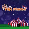 De vrije Piraten-Logo