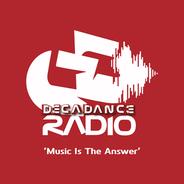 Decadance Radio-Logo