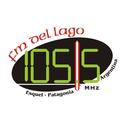 Del Lago 105.5-Logo